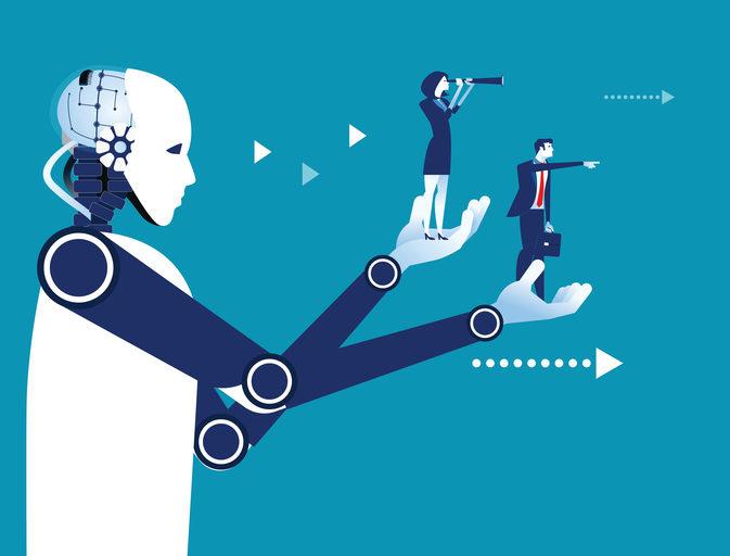 Die Zukunft gehört der Automatisierung