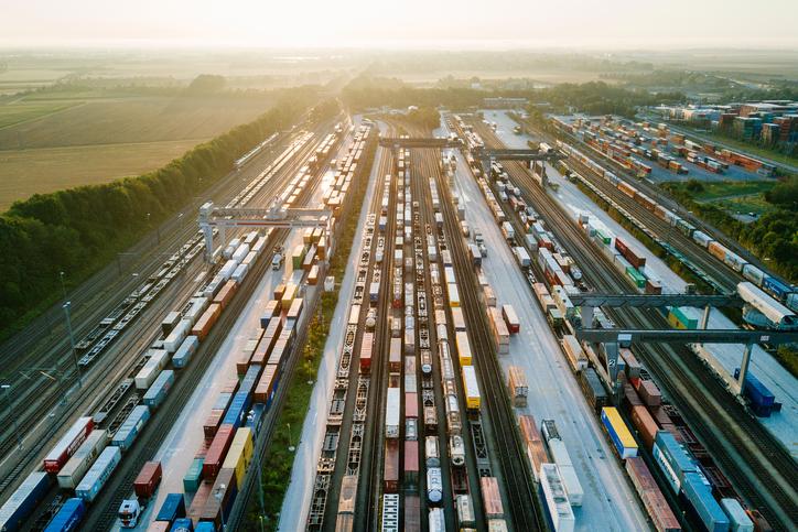 5 Zukunftstrends für nachhaltige Logistik
