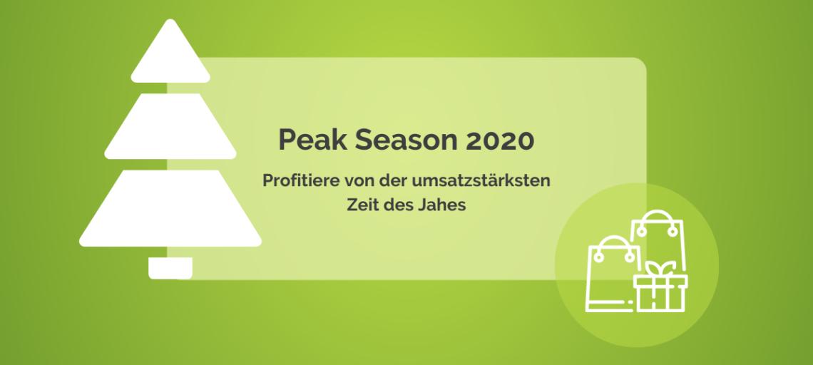 Bist du bereit für die Peak Season im E-Commerce 2020?